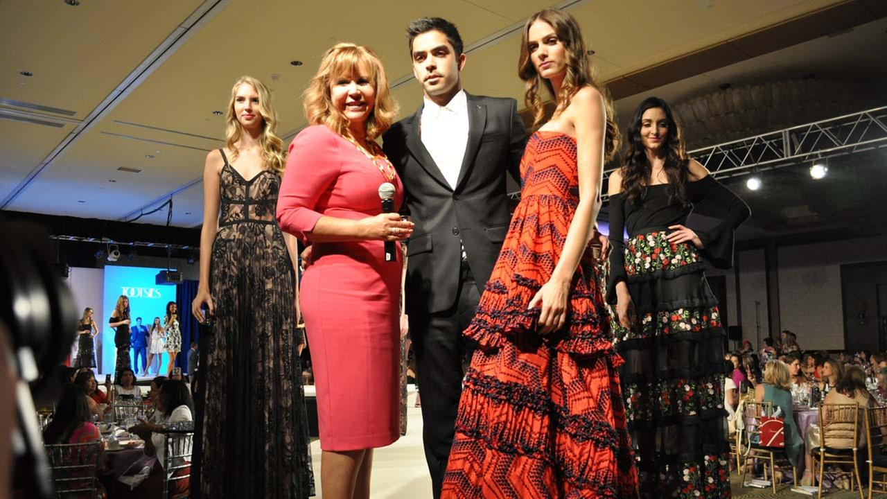 Latin Women's Initiative Luncheon & Fashion Show