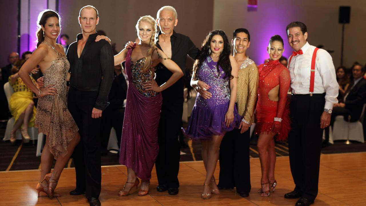 Dancing with the APAHA Stars Houston Gala 2016
