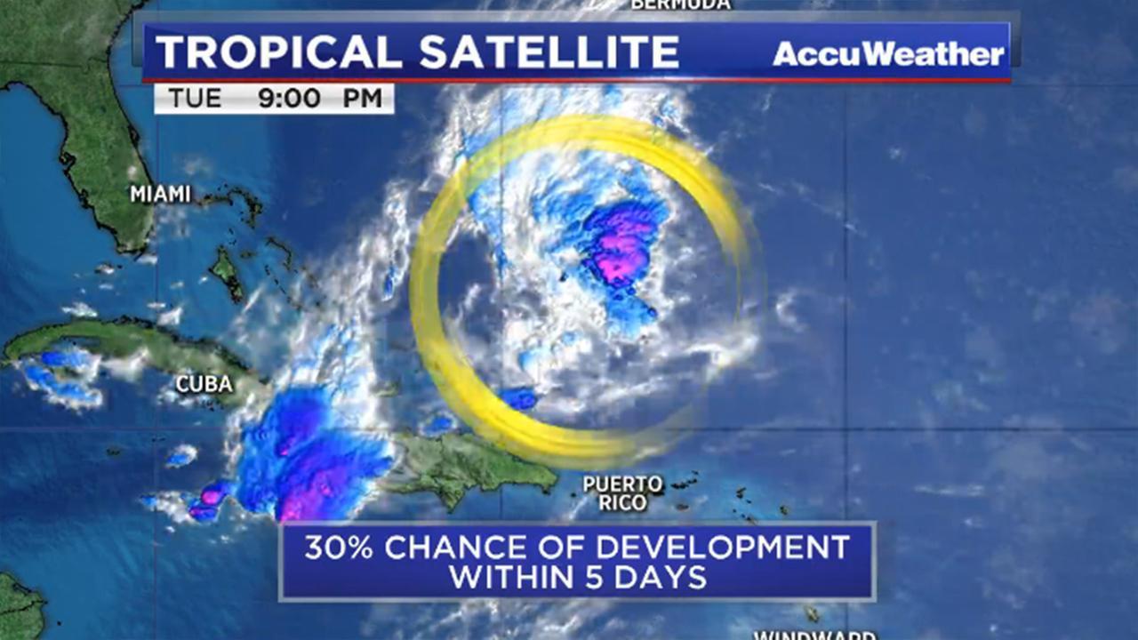 Tropical forecast