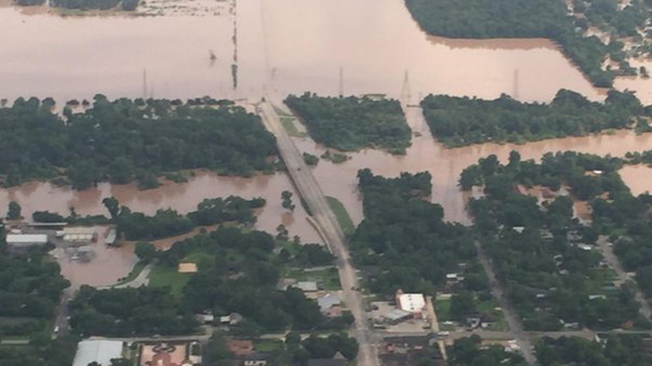 Fort Bend flooding