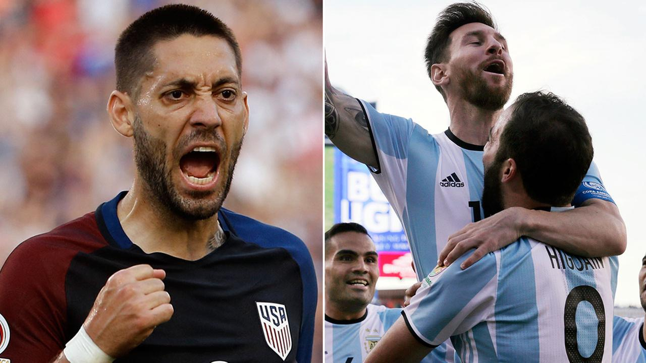 Messi leads Argentina over US 4-0, into Copa America final