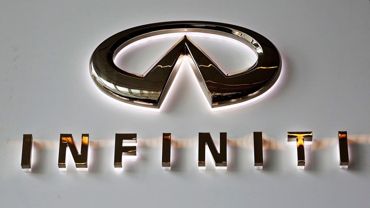 Infiniti recalls SUVs to fix electronic steering problem