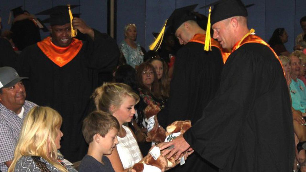 Texas inmates graduate entrepreneurship program