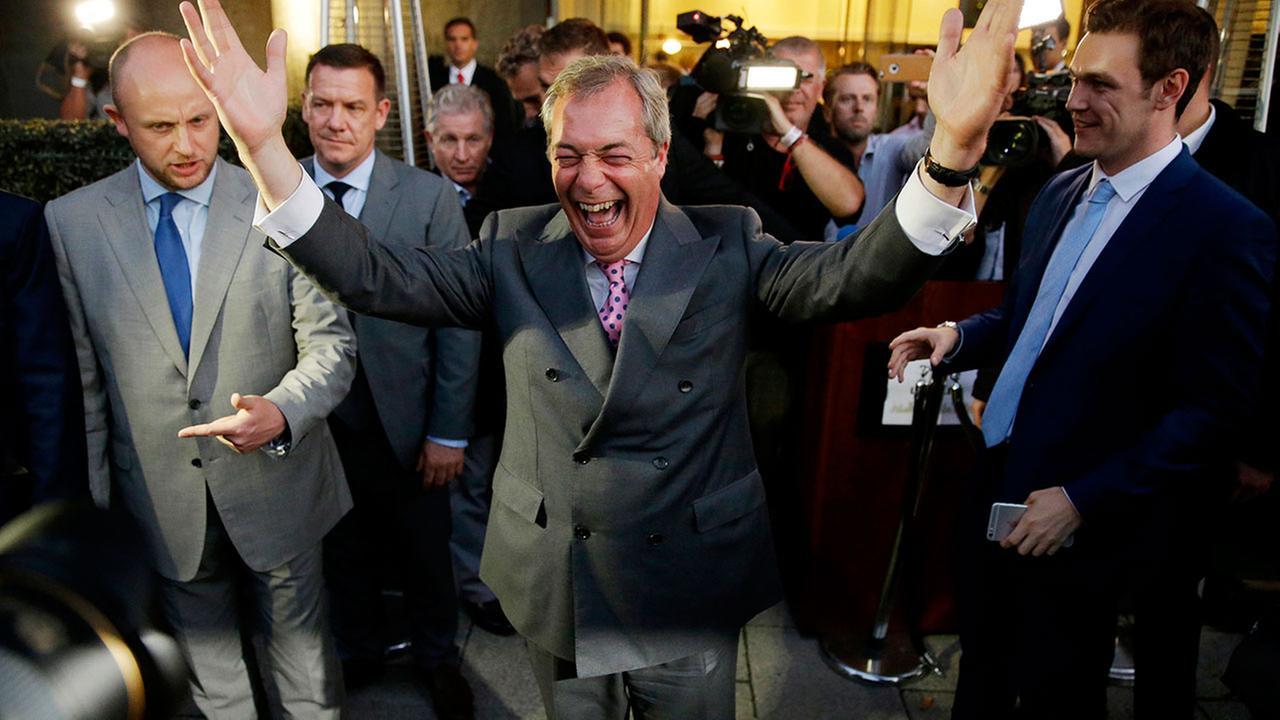 British media: 'Leave' side will win EU vote