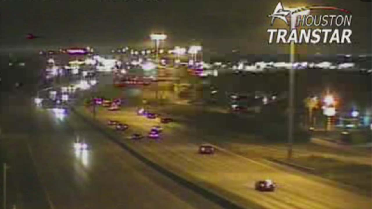Police chase ends near I-10 East EB near Normandy