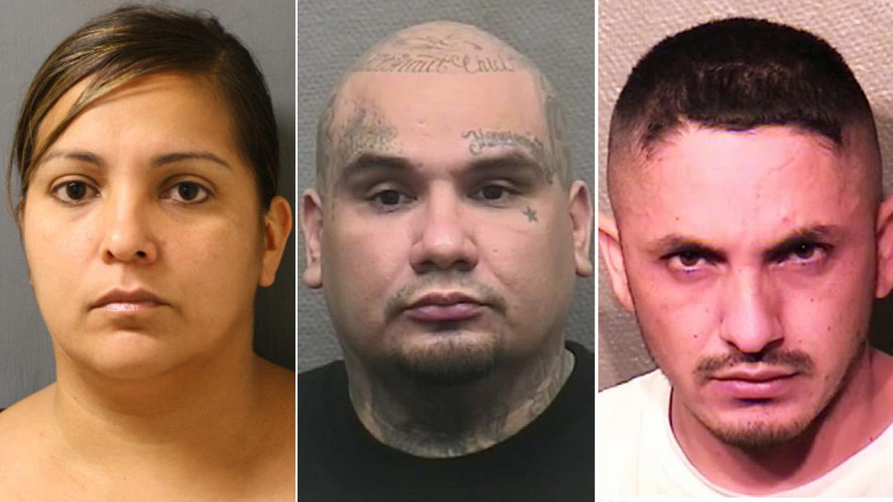 Organized crime ring bust nets multiple arrests, charges