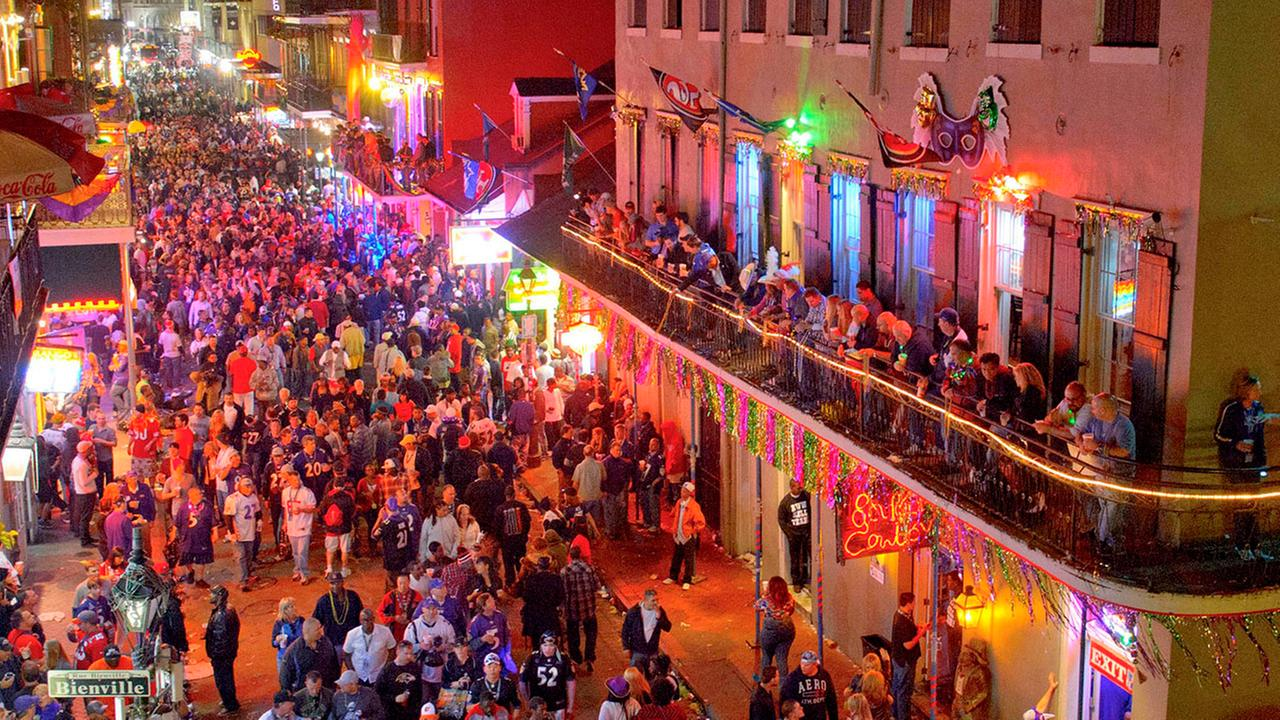 New Orleans eyes cutting back on Bourbon Street strip clubs