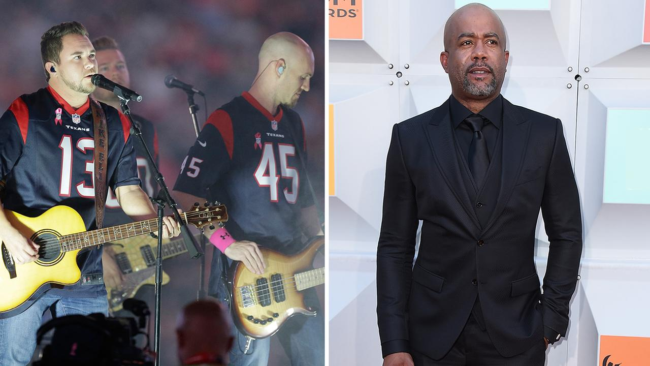 Darius Rucker, Eli Young band to headline U.S. Family Health Plan's Freedom Over Texas