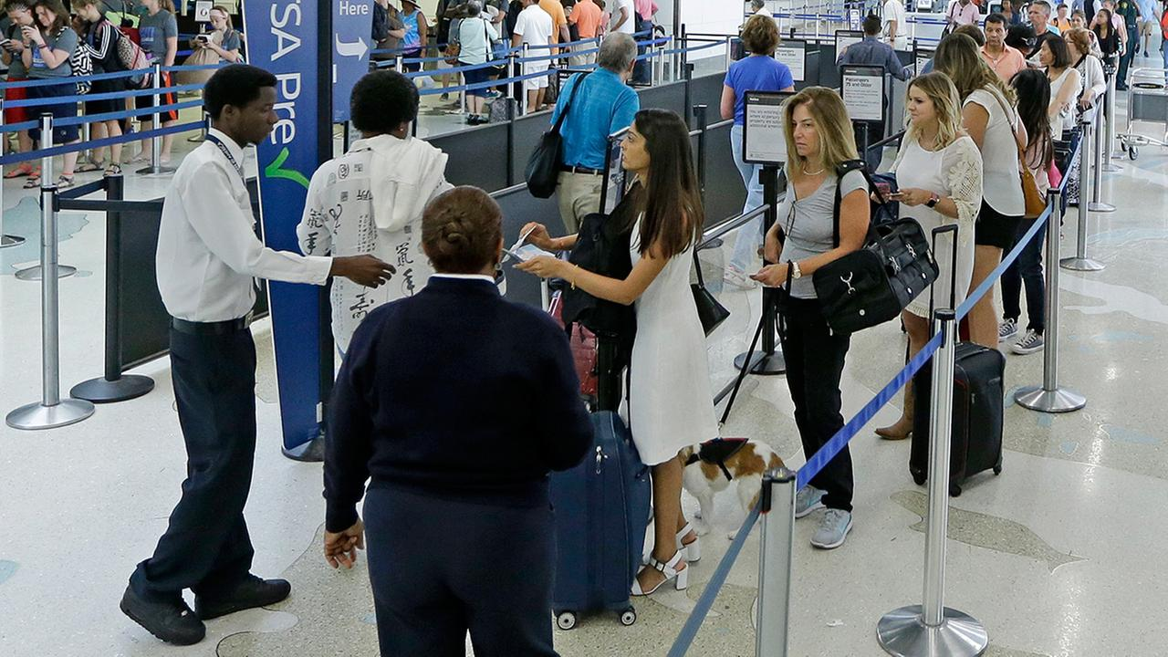 Good news for Houston when it comes to TSA wait times
