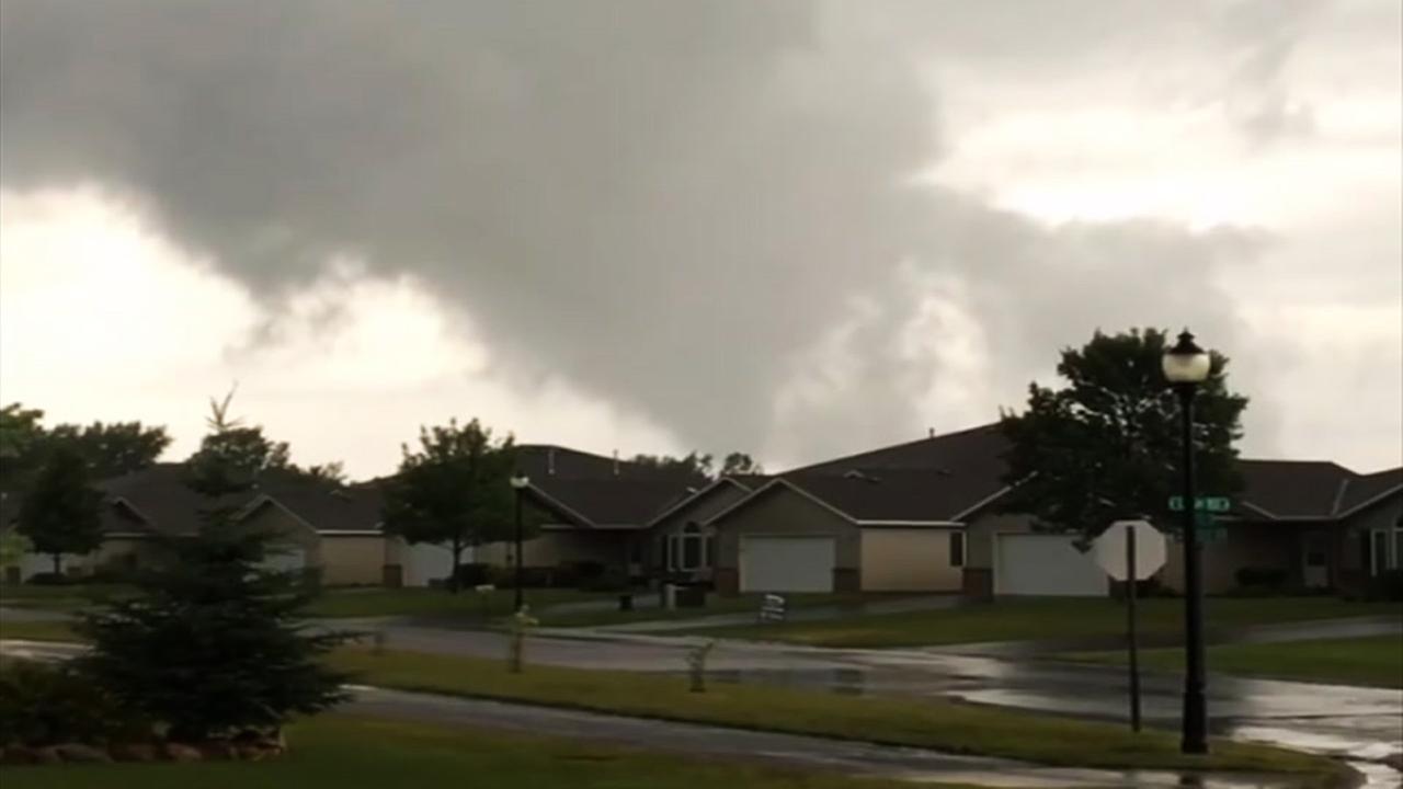 Minnesota tornado