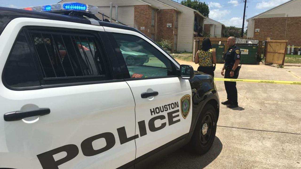 Woman shot and killed in NE Houston