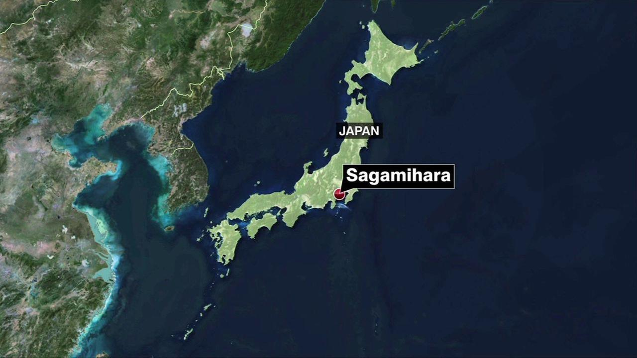 Stabbing rampage kills 19 disabled people in Japan