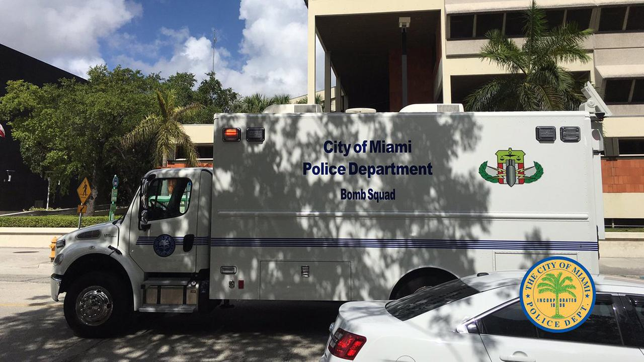 Miami SWAT situation