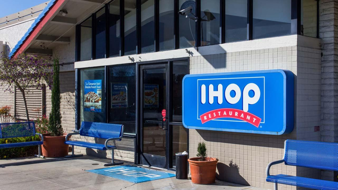 Kids 12 and under eat free at IHOP with the purchase of adult entrees until September 25 from 4-10 p.m. every day