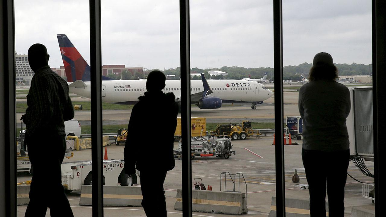 Delta Air Lines cancels 90 flights after earlier outage