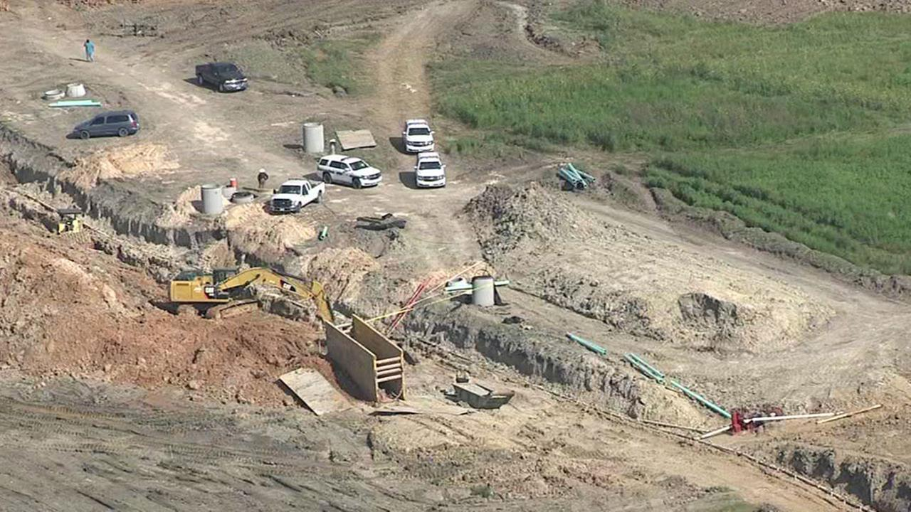 Man killed in construction accident in Brazoria County
