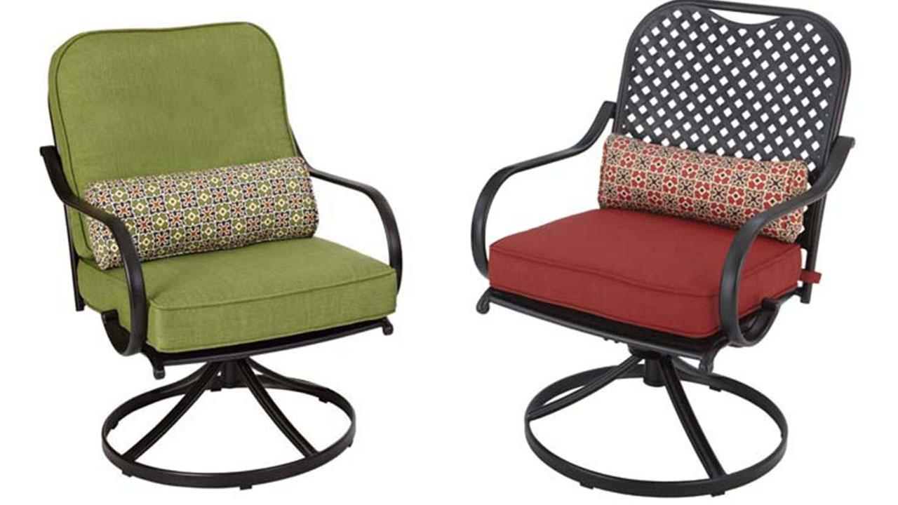 Home Depot patio chairs recalled for fall hazard