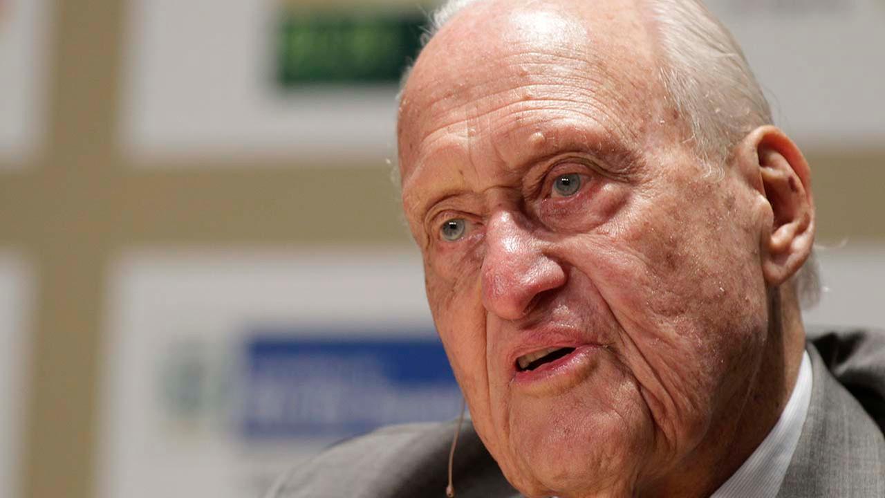 Former FIFA president Joao Havelange dies at age 100