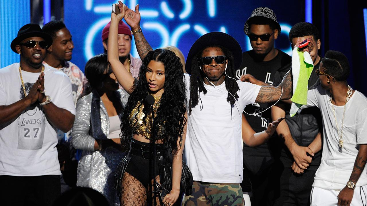 Nicki Minaj, Lil Wayne and Young Money