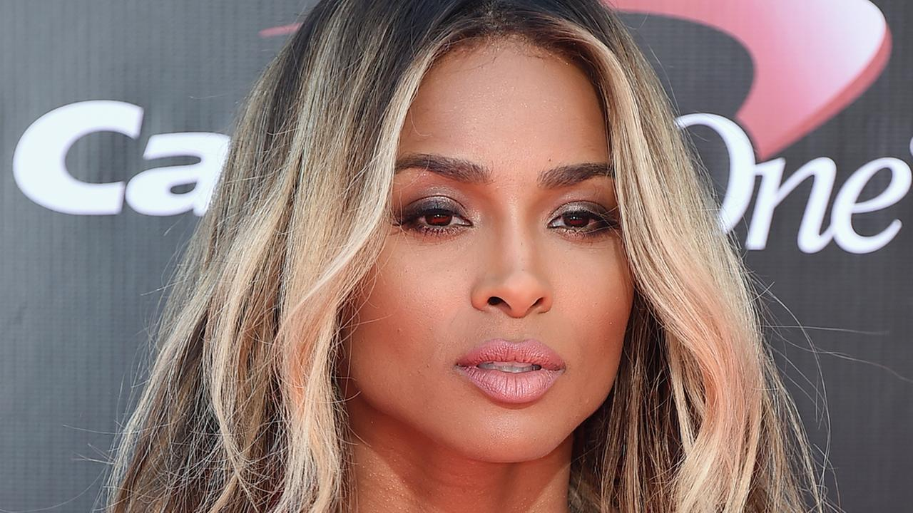 Ciara arrives at the ESPY Awards at the Microsoft Theater on Wednesday, July 13, 2016, in Los Angeles.