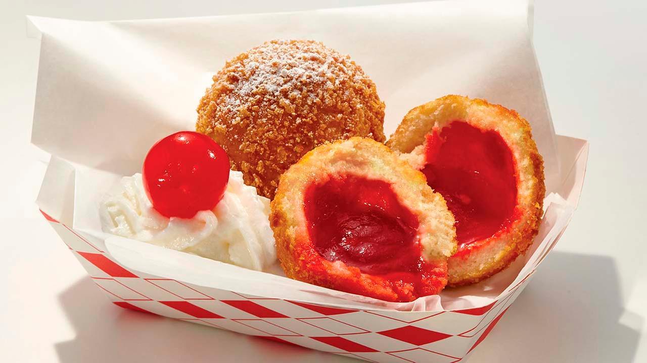 Fried Jell-O