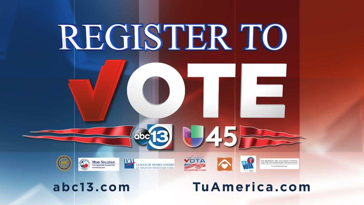 4th Annual Voter Registration Drive Sept 27th