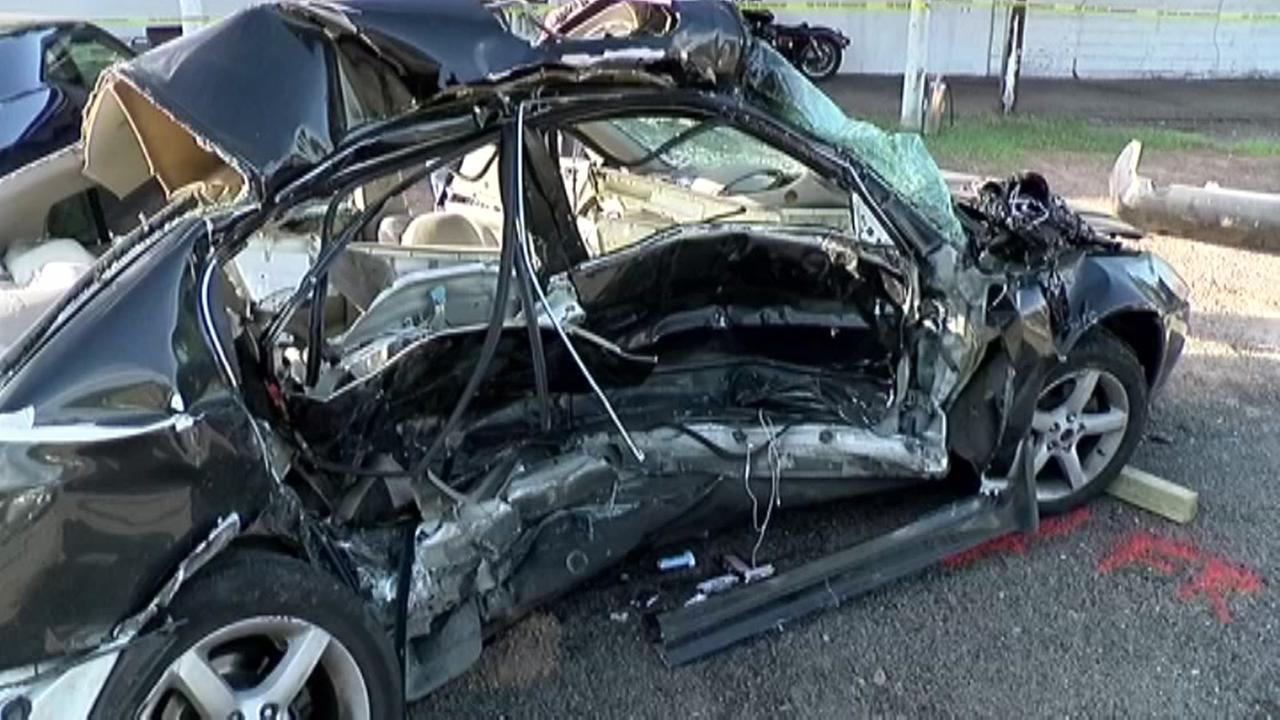 Mother, infant daughter dead in Conroe traffic accident