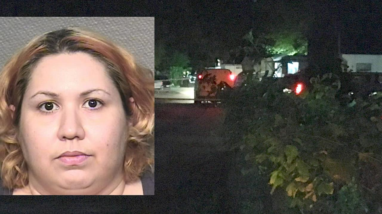 Daughter arrested while covered in blood, charged in mom's stabbing in N. Houston