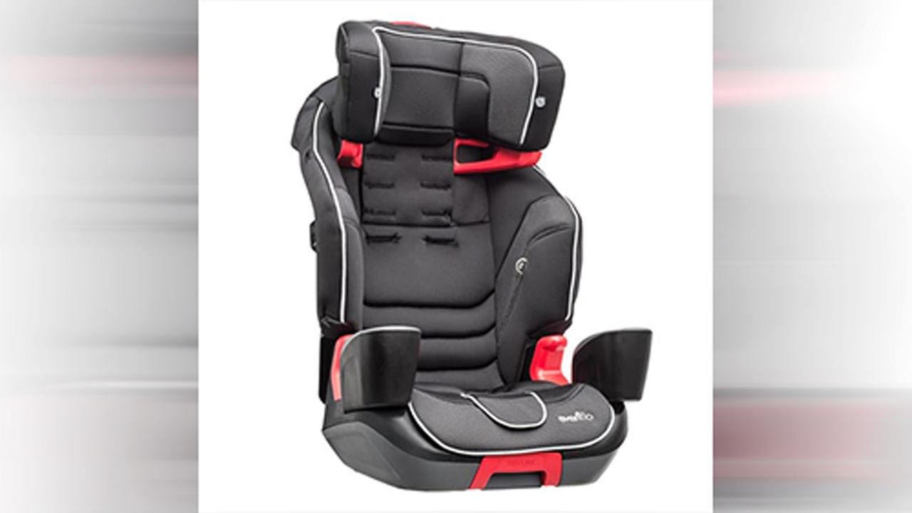Evenflo Transitions 3-in-1 seat