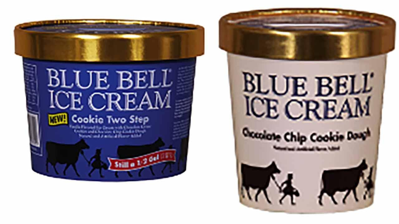 Company recalls cookie dough found in ice cream due to listeria threat