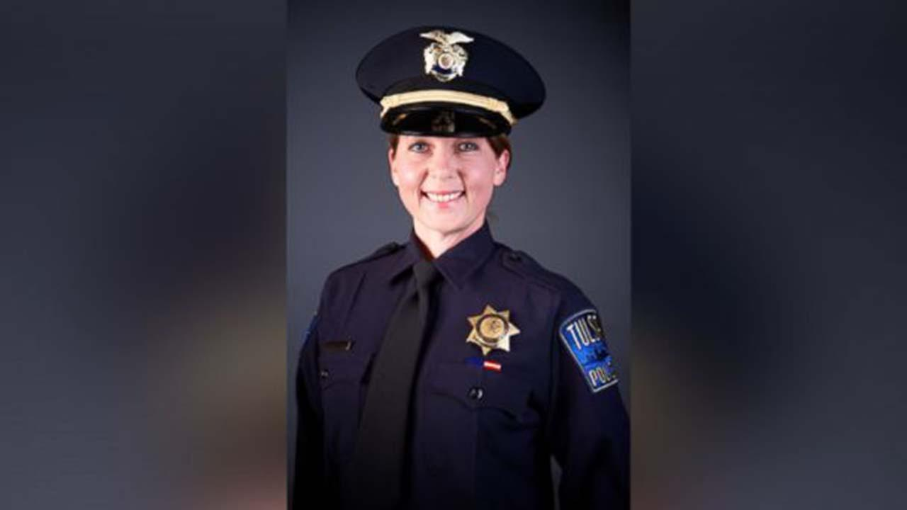 Tulsa officer charged in shooting death of Terence Crutcher