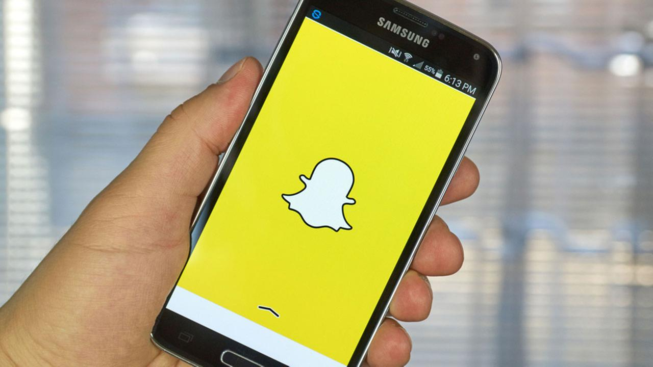 Snapchat reportedly files for IPO