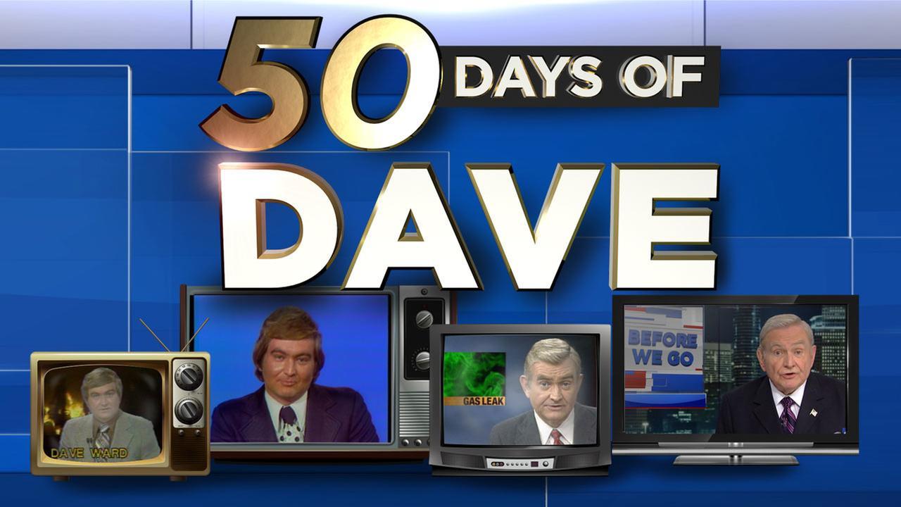 50 Days of Dave Ward
