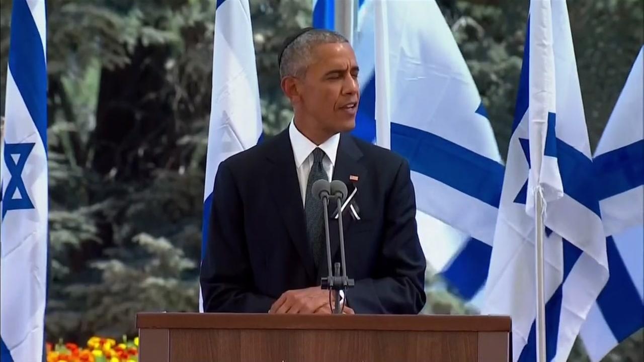 Shimon Peres funeral