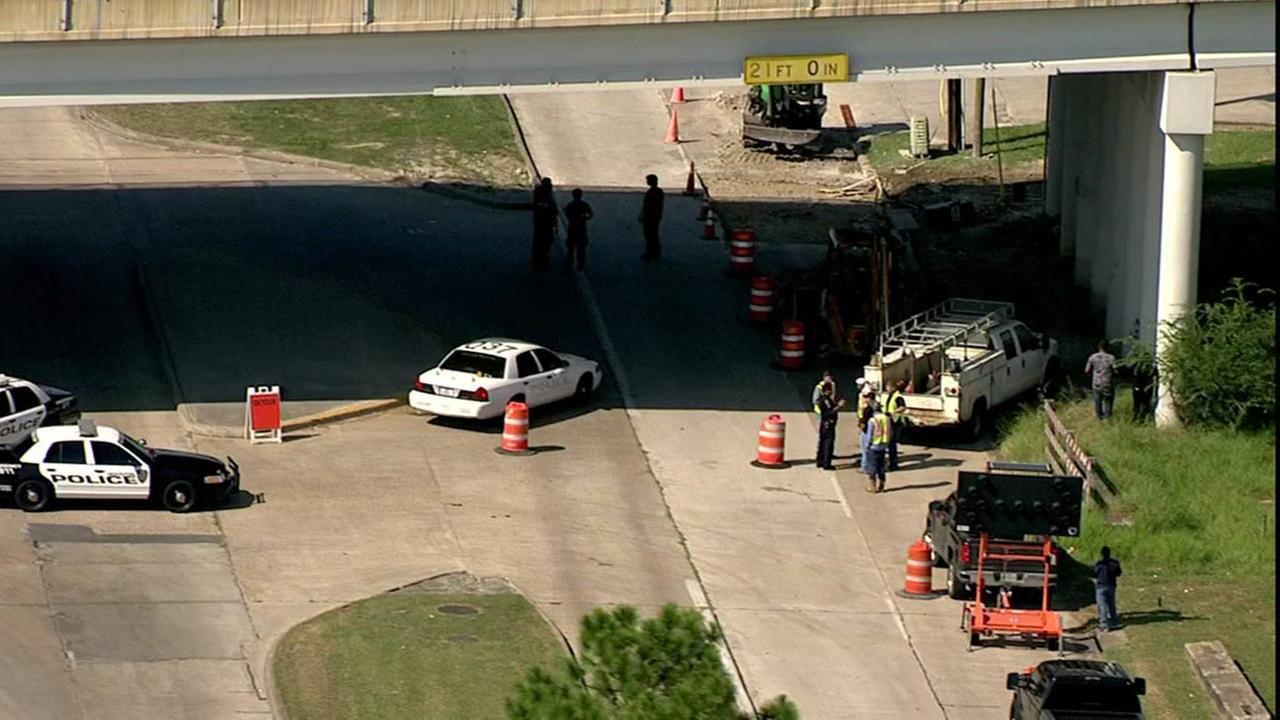 HPD: Suspected drunk driver hits, kills construction worker