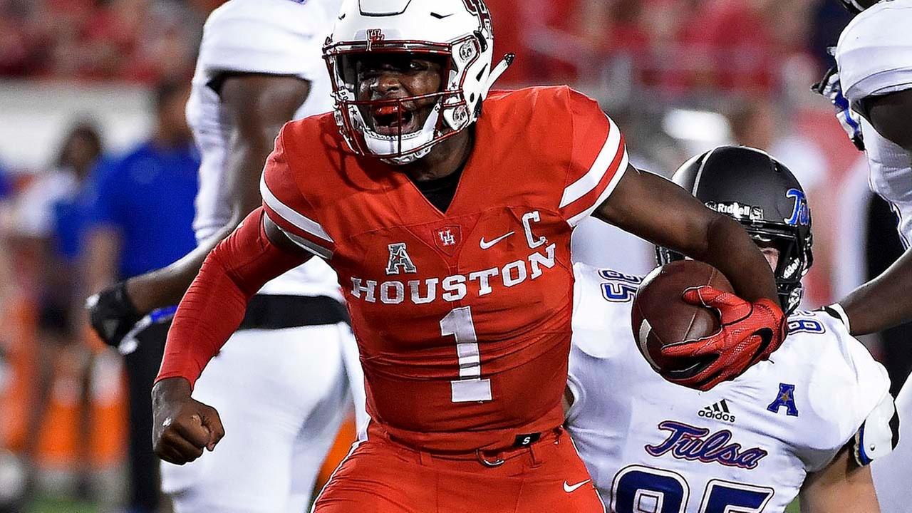 University of Houston on the rise in AP Poll