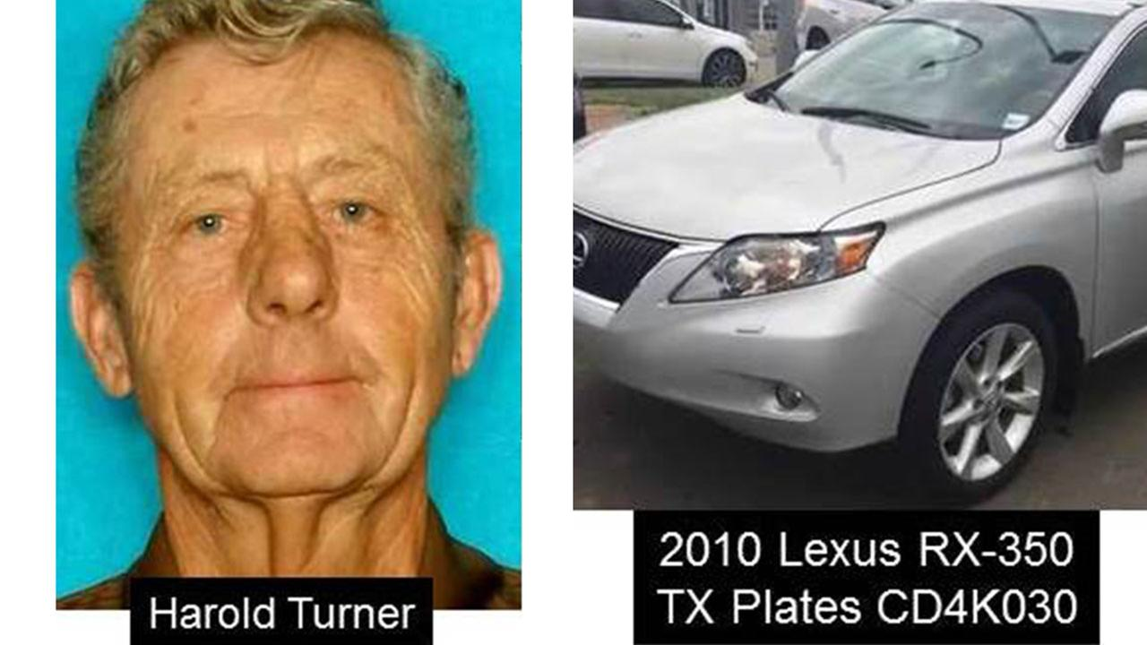 Silver alert issued for missing senior discontinued