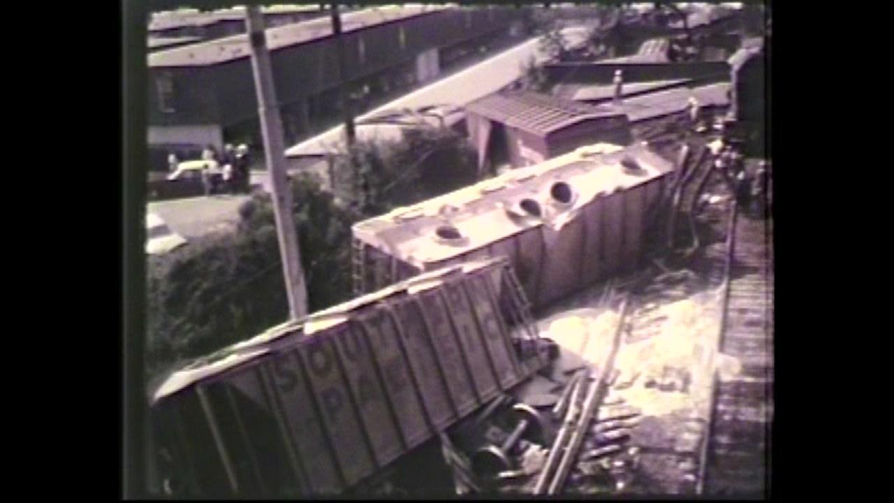 ABC13 Archive: The 1971 Mykawa Road train fire