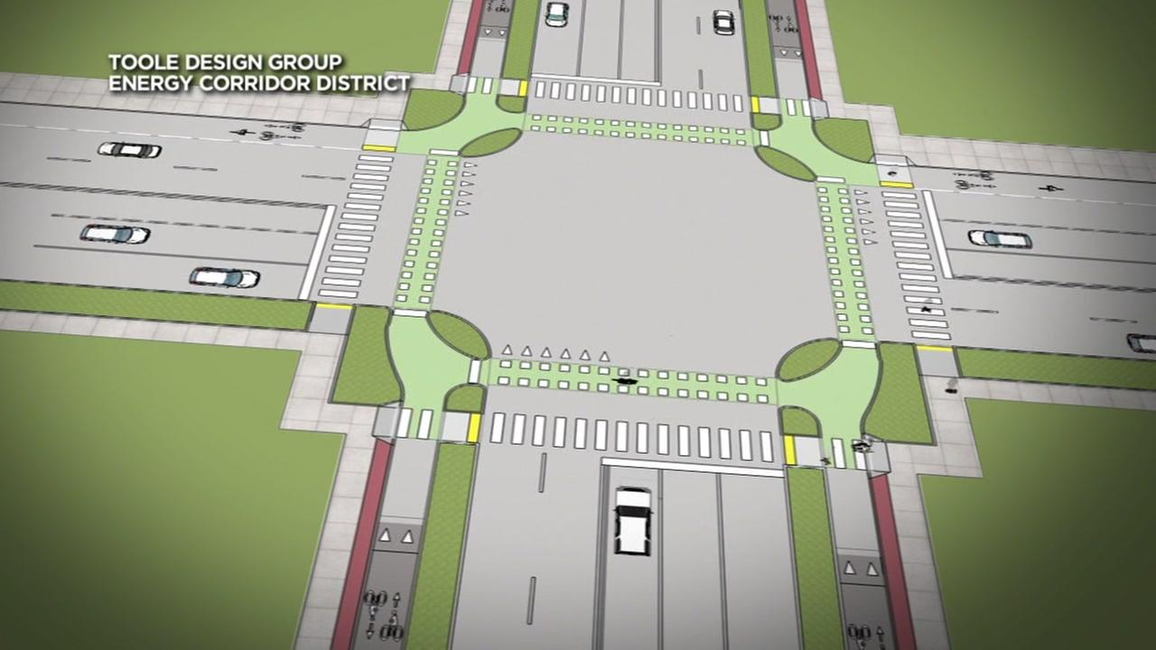 TxDOT planning protected intersections for pedestrians, cyclists