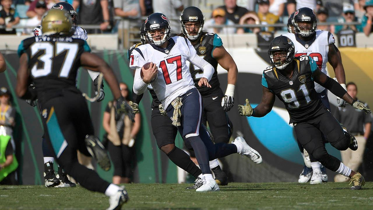 Texans win over Jacksonville
