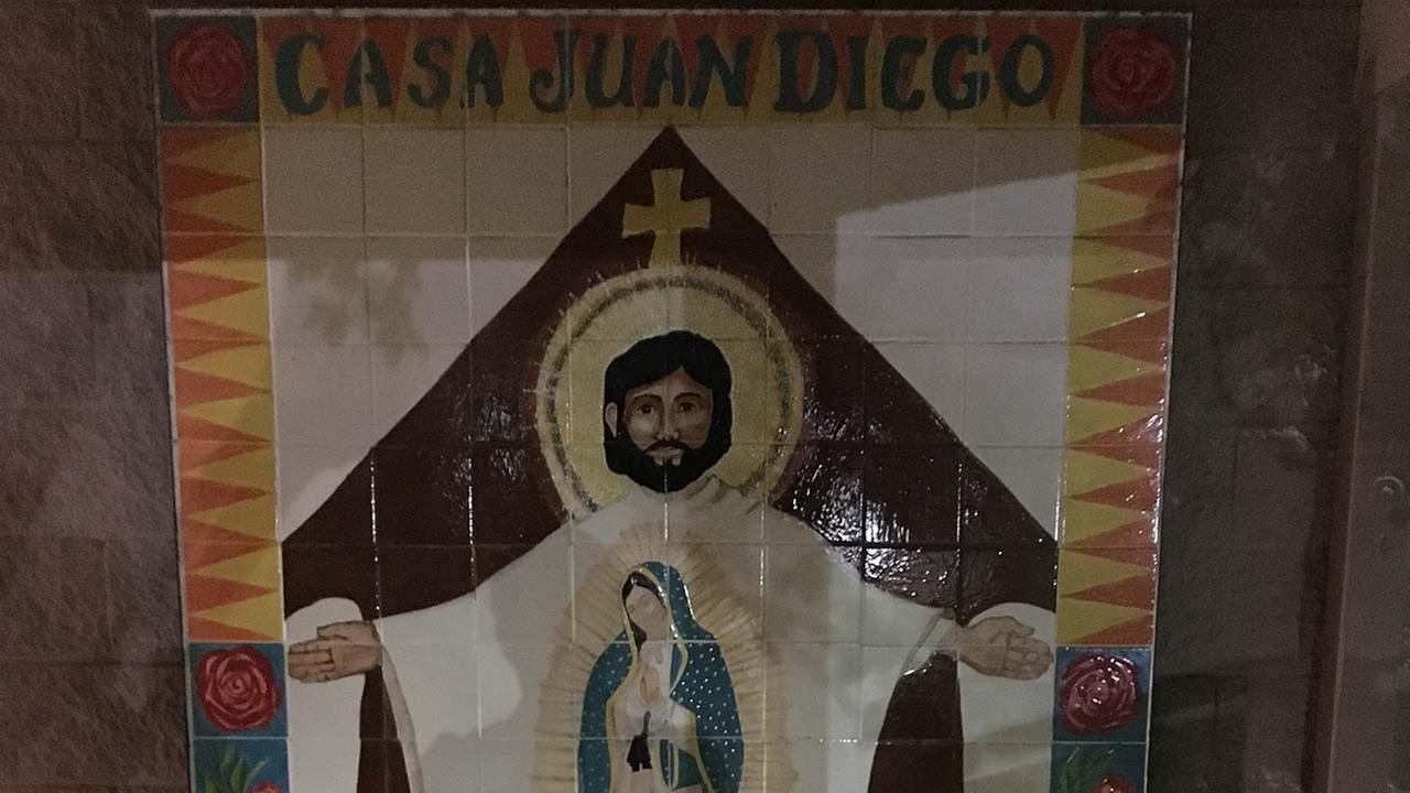 Founder of Casa Juan Diego dies at 88