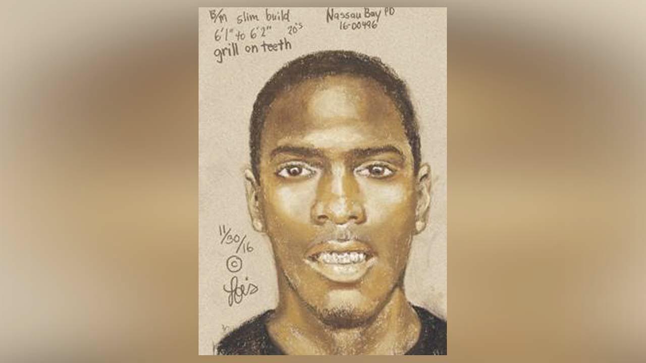 Nassau Bay suspect