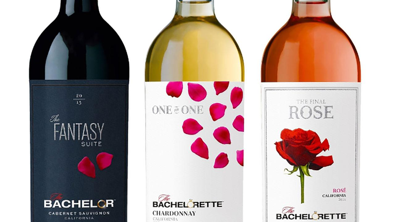 The Bachelor launches wine collection