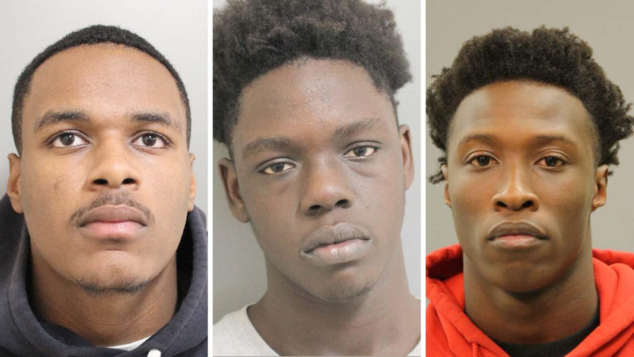 3 Cy Springs Hs Students Charged After Allegedly -9274