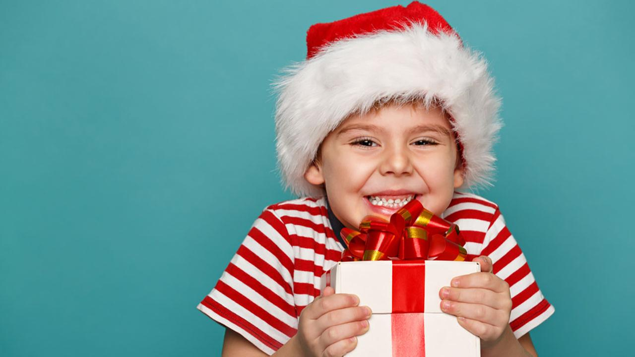 Consider giving the kids a non-toy gift for Christmas
