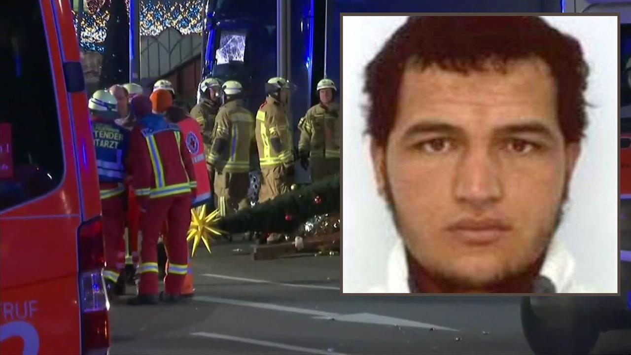 Christmas market attack suspect killed