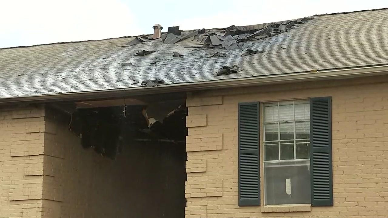 Electrical panel blamed for apartment fire on Christmas