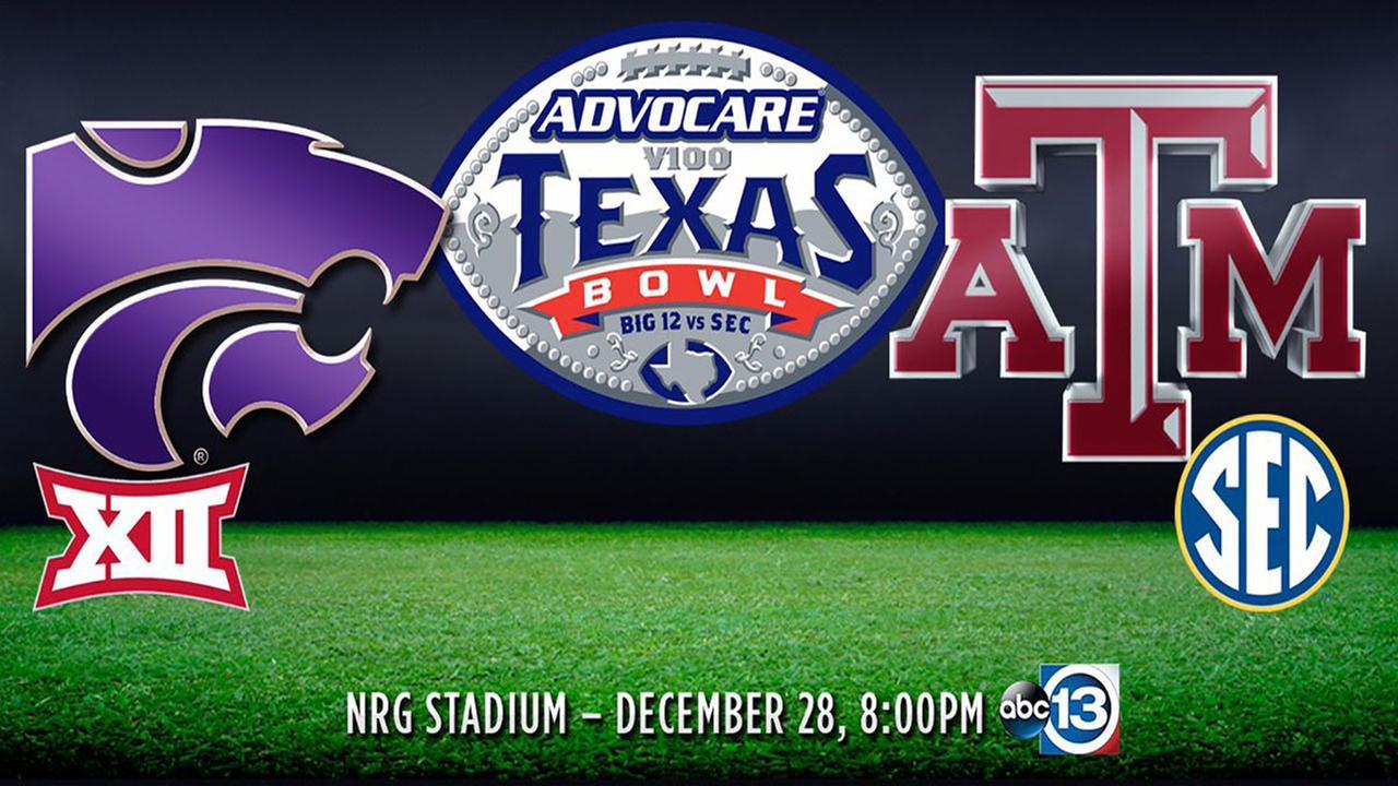 AdvoCare Texas Bowl at NRG Stadium