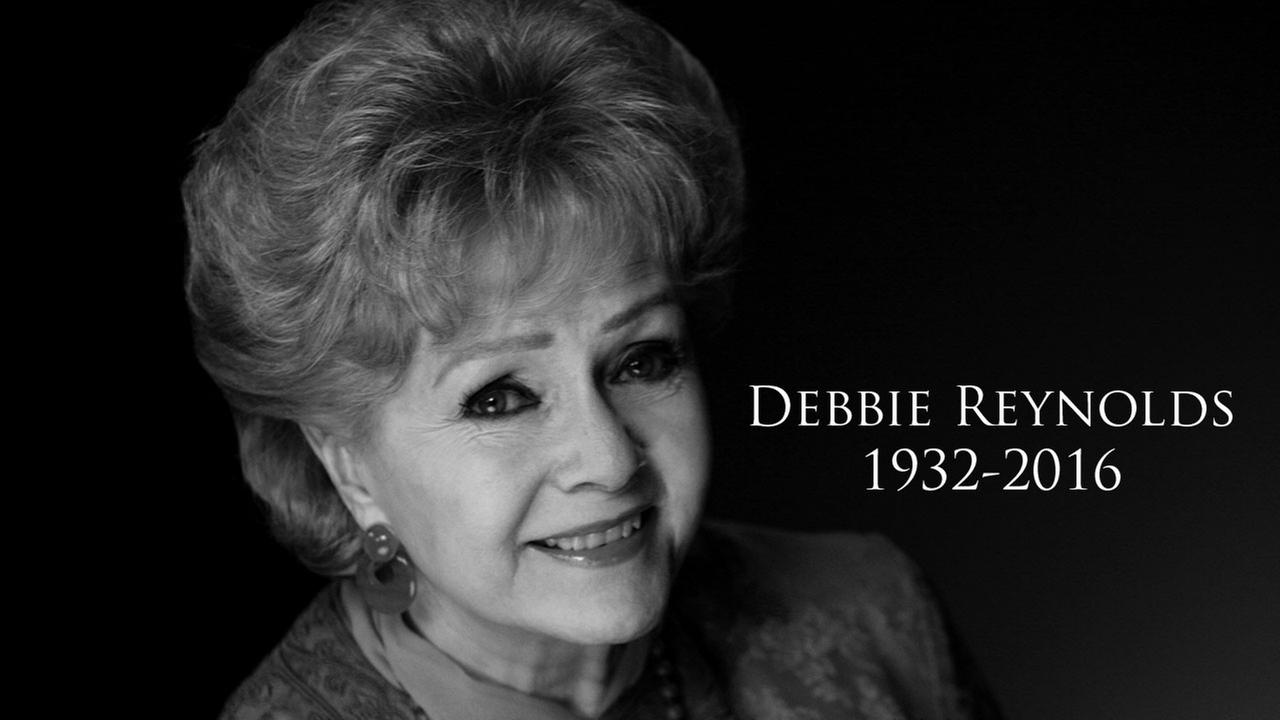 The world reacts to the death of Debbie Reynolds