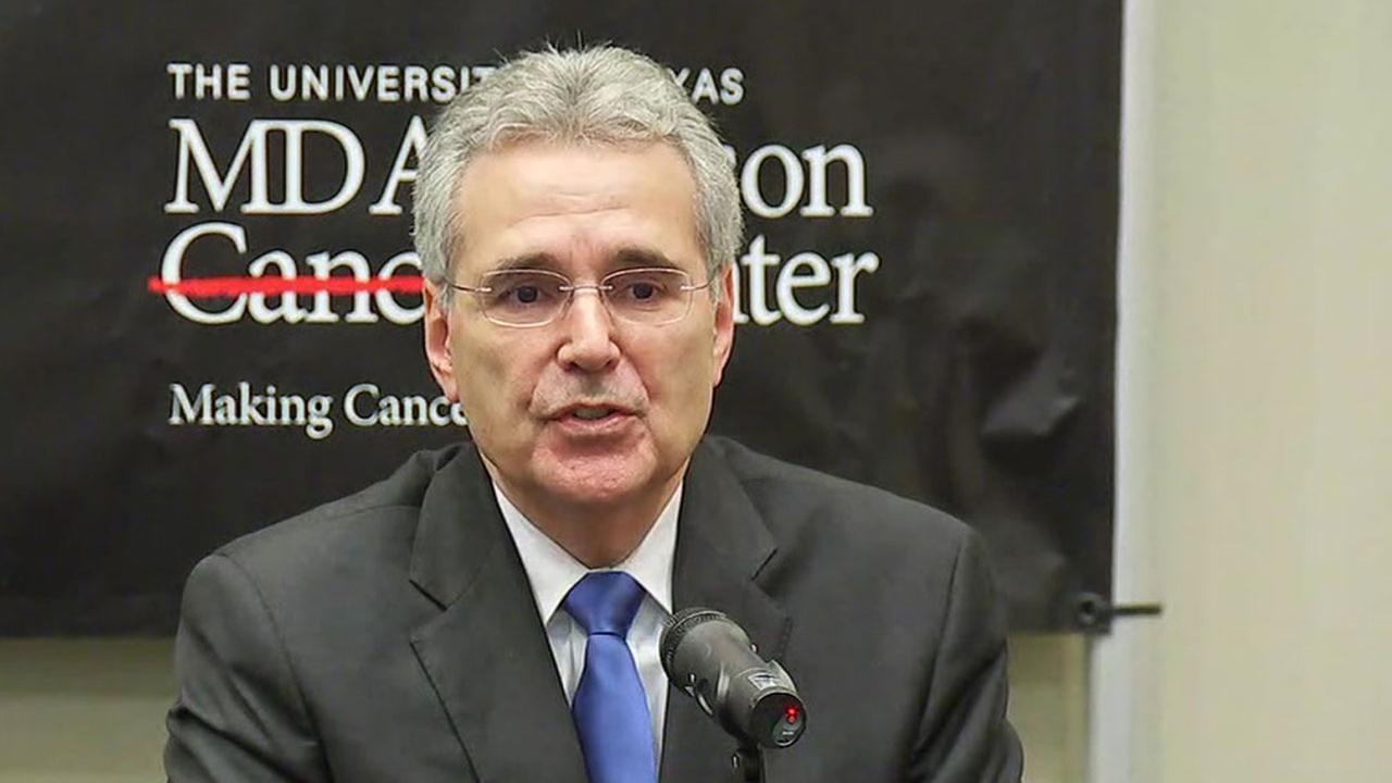 MD Anderson President Ronald A. DePinho, M.D.